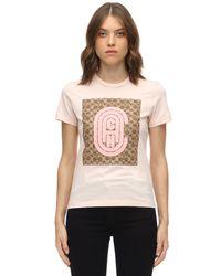 COACH Retro C コットンジャージーtシャツ Multicolor