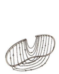 Gaydamak - Black Fountain Collection Hand Bracelet - Lyst