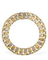 Givenchy G Chain ショートネックレス Metallic