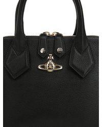Vivienne Westwood - Black Small Balmoral Leather Bag - Lyst
