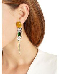 Iosselliani - Metallic Colors Of Burma Earrings - Lyst