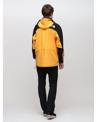 The North Face Multicolor Yellow And Black 1994 Retro Mountain Light Jacket for men