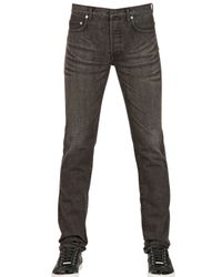 Dior Homme | Black 19cm Used Denim Jeans for Men | Lyst