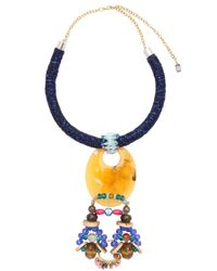 Anita Quansah London | Multicolor Ona Necklace | Lyst