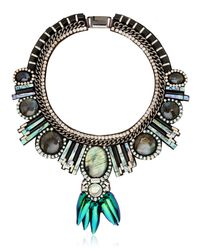 Ranjana Khan | Green Fall Winter Necklace | Lyst