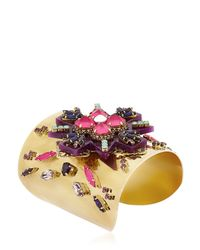 Erickson Beamon | Purple Girls On Film Cuff | Lyst