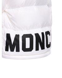 Moncler Chouelle ナイロンラッカーベルベットダウンジャケット Multicolor