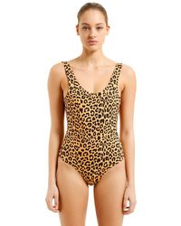 Reina Olga Black For A Rainy Day One Piece Swimsuit