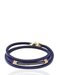 Tomasz Donocik | Blue Yellow Gold Stars Bracelet | Lyst