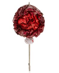 Alice Visin | Red Nel Nome Della Rosa Pin | Lyst