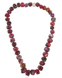Alice Visin | Red Passion Necklace | Lyst