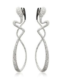 Antonini Metallic Aurea Earrings