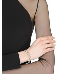 Roberto Marroni - Metallic Oxidized White Gold Bracelet - Lyst