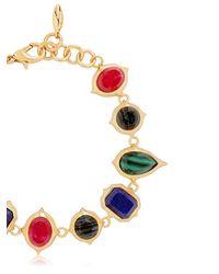 Isharya - Metallic Rani Rocks Bracelet - Lyst