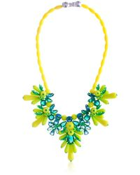 EK Thongprasert | Yellow Classic Silicone Necklace | Lyst