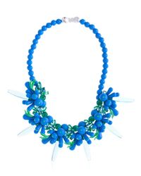EK Thongprasert | Blue Temps Lie Necklace | Lyst