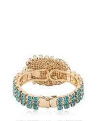 Anton Heunis - Metallic Crystal Cluster Bracelet - Lyst