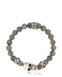 Cantini Mc Firenze - Multicolor Cromo Labradorite Bracelet - Lyst