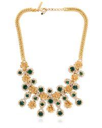 Mercantia Metallic Lux Necklace