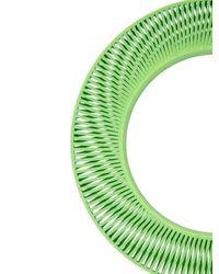 Vojd Studios Green Phase Bangle Bracelet