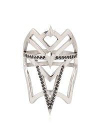 Meadowlark - Metallic Henna Ring - Lyst