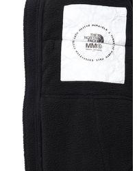 MM6 by Maison Martin Margiela Northface X Mm6 サークルフリースベスト Black