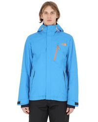 The North Face | Blue Descendit Insulated Ski Jacket | Lyst