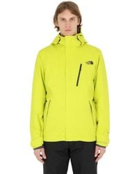 The North Face | Yellow Descendit Insulated Ski Jacket | Lyst