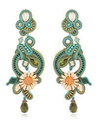Dori Csengeri | Blue Capri Earrings | Lyst