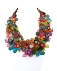 Dori Csengeri - Multicolor Delirio Necklace - Lyst
