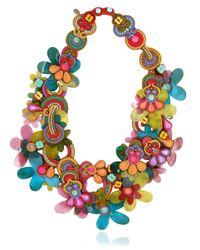 Dori Csengeri Multicolor Delirio Necklace