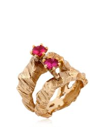 Voodoo Jewels | Metallic Desertica Lut Ring | Lyst