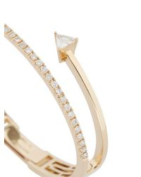Delfina Delettrez | Metallic Marry Me Bracelet | Lyst