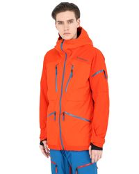 Peak Performance Red Heli 2l Vertical Insulated Ski Jacket