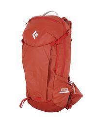 Black Diamond | Red 22l Nitro Trail Backpack for Men | Lyst