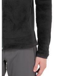 Mountain Hardwear   Black Monkey Man Grid Ii Fleece Jacket for Men   Lyst
