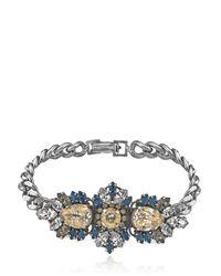 Anton Heunis Blue Rebel Bracelet