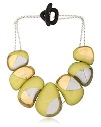 Arkimia | Multicolor Claudie Necklace | Lyst