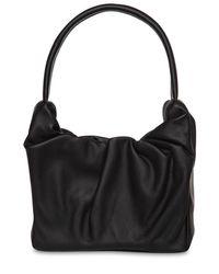 "Staud Black Handtasche Aus Leder ""felix"""