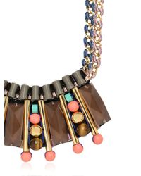 Nocturne - Multicolor Emma Necklace - Lyst