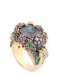 Anabela Chan | Blueberry Gold Ring | Lyst