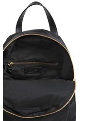 RED Valentino - Black Rainbow Love Patch Backpack - Lyst