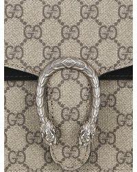 Gucci - Natural Mini Dionysus Gg Supreme - Lyst