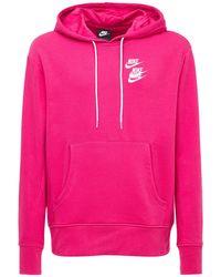 メンズ Nike World Tour スウェットフーディー Pink
