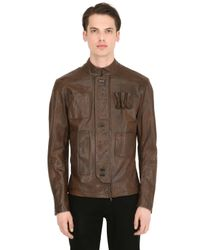 Matchless   Brown Star Wars Han Solo Leather Jacket for Men   Lyst