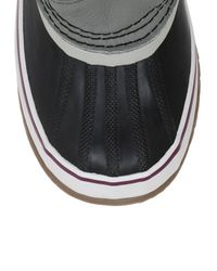 Sorel | Brown Joan Of Arctic Faux Fur & Suede Boots | Lyst