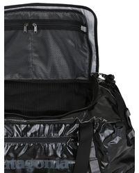 Patagonia Black Hole Water Repellent 60-liter Duffle Bag - for men