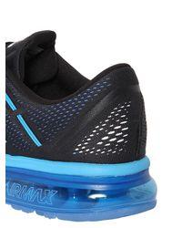 Nike Blue Air Max 2016 Sneakers for men