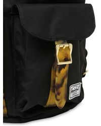 Herschel Supply Co. Black 13l Dawson Tortoise Backpack