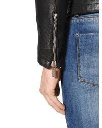 Bikkembergs Multicolor Sport Couture Shearling Jacket for men